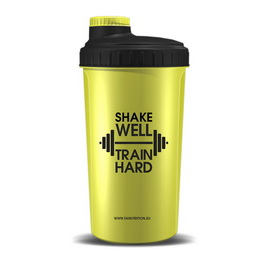 Shaker Shake Well Train Hard (700 ml)