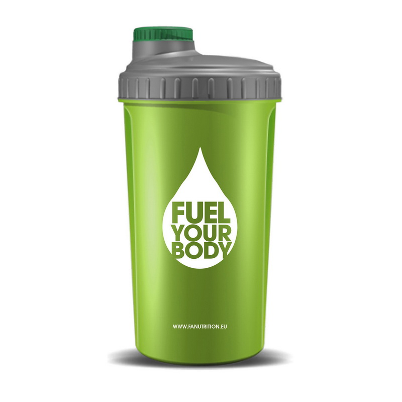 Shaker Fuel Your Body (700 ml)