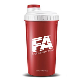 Shaker FA Red (700 ml)