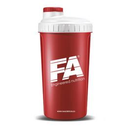 Shaker FA Red (700 ml)