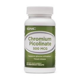 Chromium Picolinate 500 (90 tabs)