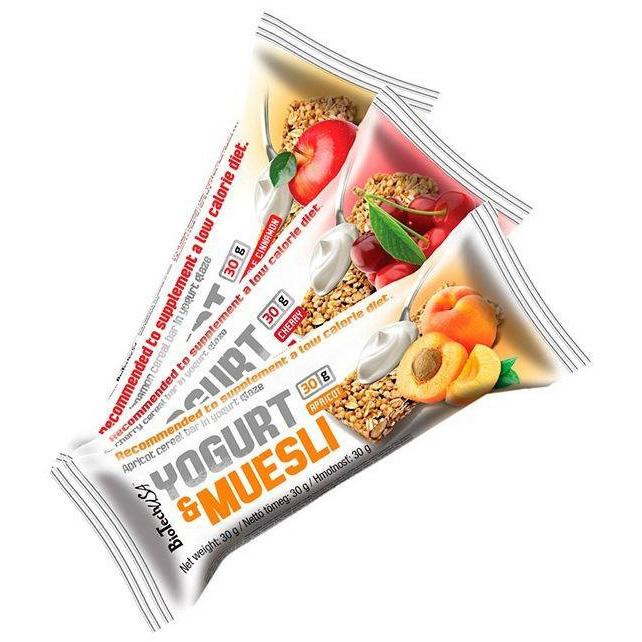 Yoghurt and musli (30 g)