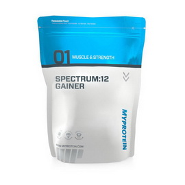 Spectrum:12 Gainer Unflavored (1 kg)