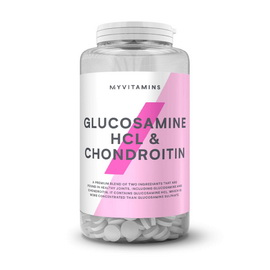 Glucosamine HCL & Chondroitin (120 tabs)
