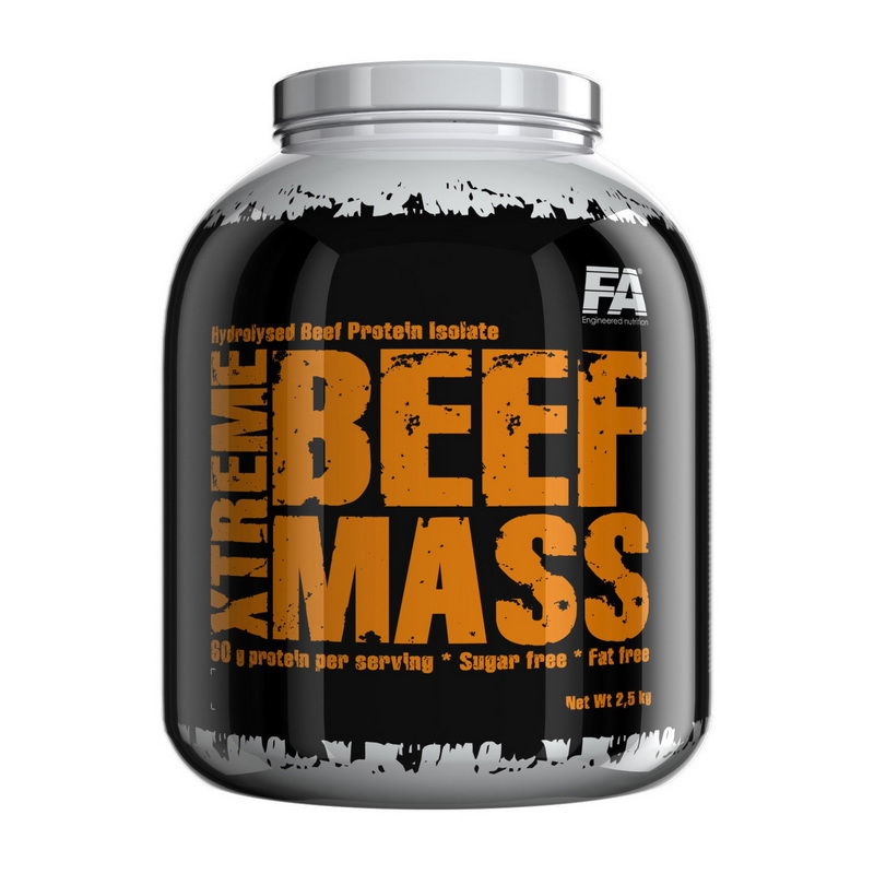 Xtreme Beef Mass (2,5 kg)
