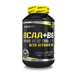 BCAA + B6 (380 tabs)