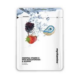 Essential Vitamin C Bioflav Rosehip (90 tabs)