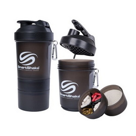 SmartShake NEON Black (400 ml)