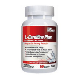 L-Carnitine Raspberry Ketones (60 caps)