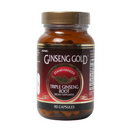 Ginseng Gold Triple Ginseng Root (90 caps)