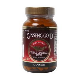 Ginseng Gold Triple Ginseng Root (90 caps)