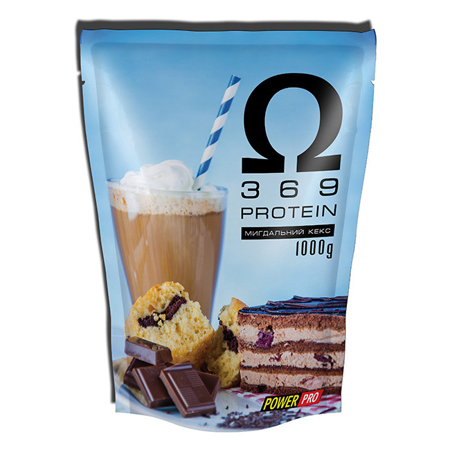Protein OMEGA 3-6-9 (1 kg)