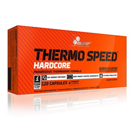 Thermo Speed Hardcore (120 caps)