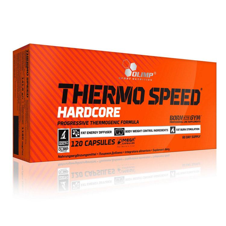 Thermo Speed Hardcore (120 caps)