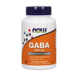 GABA 500 mg (100 caps)