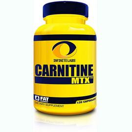 Carnitine MTX (120 caps)