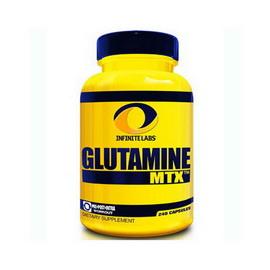 Glutamine Caps (240 caps)
