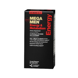 Mega Men Energy & Metabolism (90 caplets)