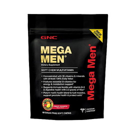 Mega Men sugar free (60 soft chews)