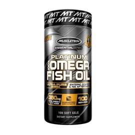 Platinum 100% Fish Oil (100 softgels)