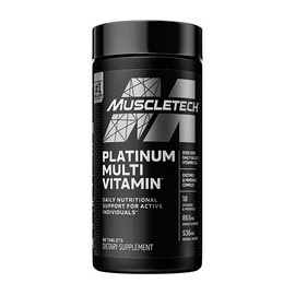 Platinum Multi Vitamin (90 caplets)
