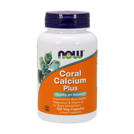 Coral Calcium Plus (100 veg caps)