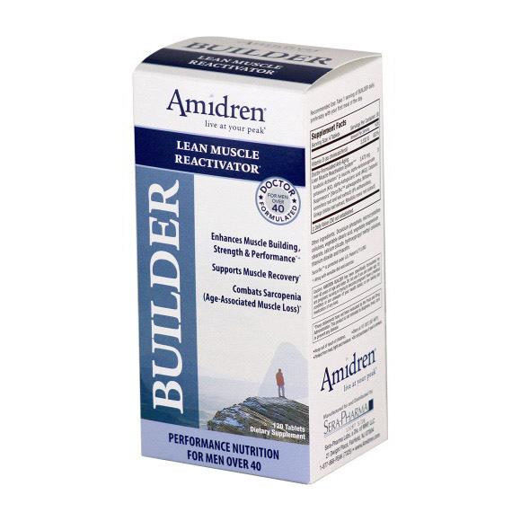 Amidren Builder (60 tabs)