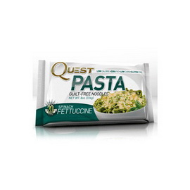 Quest Pasta - Spinach Fettuccine (1 x 226 g)