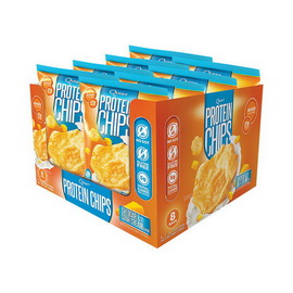 Quest Protein Chips - Cheddar (8 x 32 g)