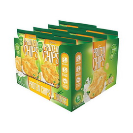 Quest Protein Chips Sour Cream Onion (8 x 32 g)