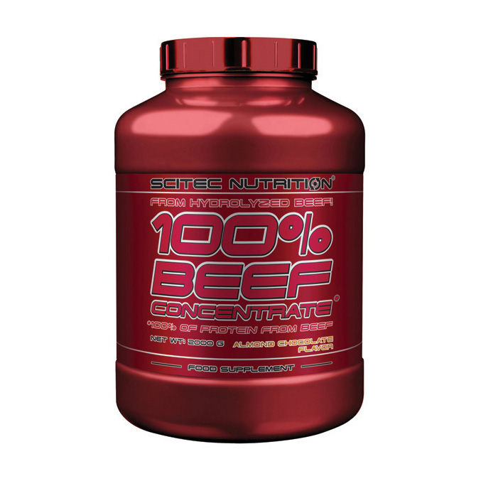 100% Beef Concentrate (2 kg)