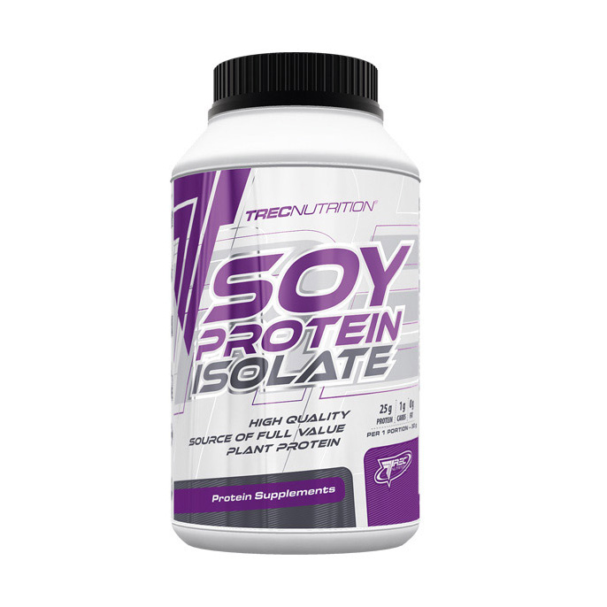 Soy Protein Isolate (650 g)