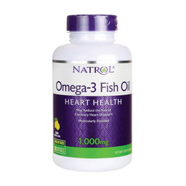 Omega-3 Fish Oil (90 softgels)