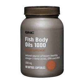 Fish Body Oils 1000 (90 softgels)