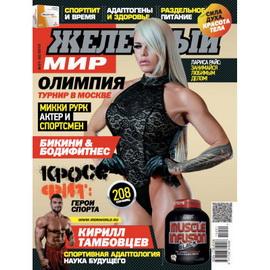 Журнал «Железный Мир» № 02/2015