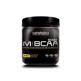 M BCAA 6000 (180 tabs)