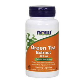 Green Tea Extract (100 caps)