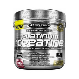 Platinum 100% Creatine (400 g)