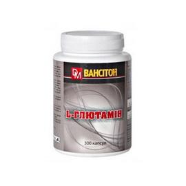 L-глютамин (300 caps)