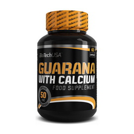 Guarana with Calcium (60 caps)