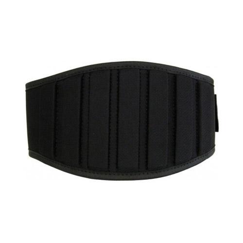 Belt Velcro Wide Black (S, M, L, XL, XXL)