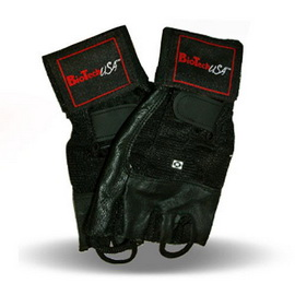 Gloves Houston (black) (S, M, L, XL, XXL)