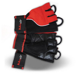 Gloves Memphis 1 (red-black) (S,M,L,XL,XXL)