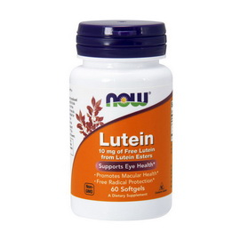 Lutein 10 mg (60 softgels)