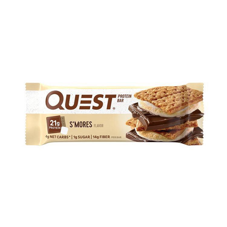 QuestBar S'mores (1 x 60 g)