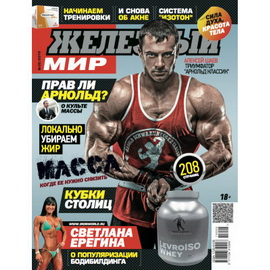 Журнал «Железный Мир» № 05/2015