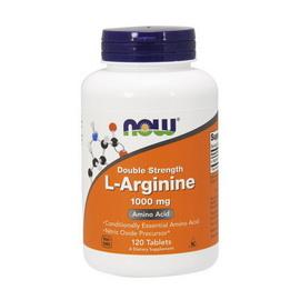 L-Arginine 1000 mg (120 tabs)