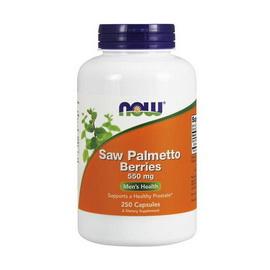 Saw Palmetto Berries 550 mg (250 caps)