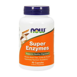 Super Enzymes (90 caps)