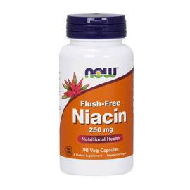 Flush-Free Niacin 250 mg (90 veg caps)